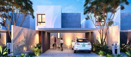 casas en la privada residencial palta 152 en conkal modelo d preventa