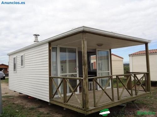 casas en madera de area pequeña  22m2   $8500