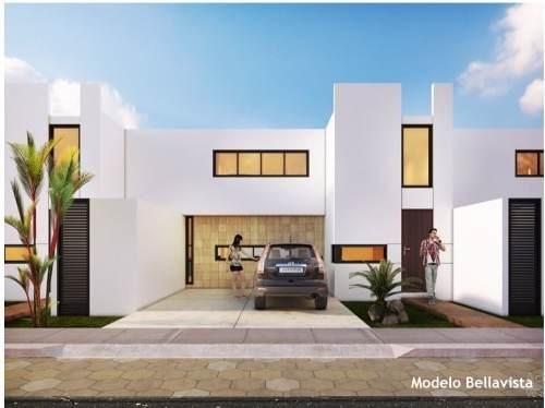 casas en privada lunare modelo bellavista