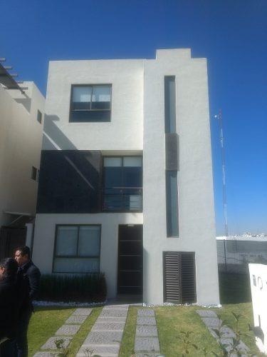 casas en residencial del parque hermosas 3 niveles conocelas