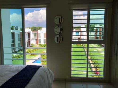 casas en residencial san isidro jiutepec morelos