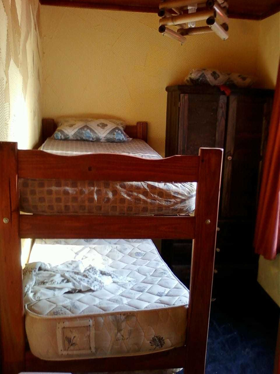 casas en san bernardo para 4 personas - 7 cuadras del mar