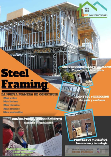 casas en seco steel framig