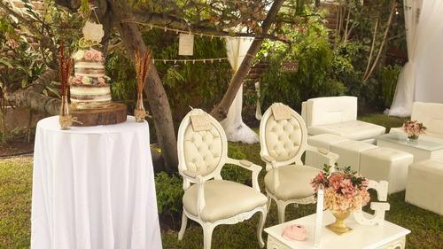 casas en surco para bodas, infantiles y otros