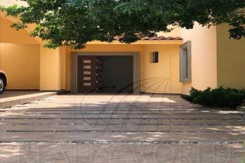 casas en venta en canterías  sector, monterrey