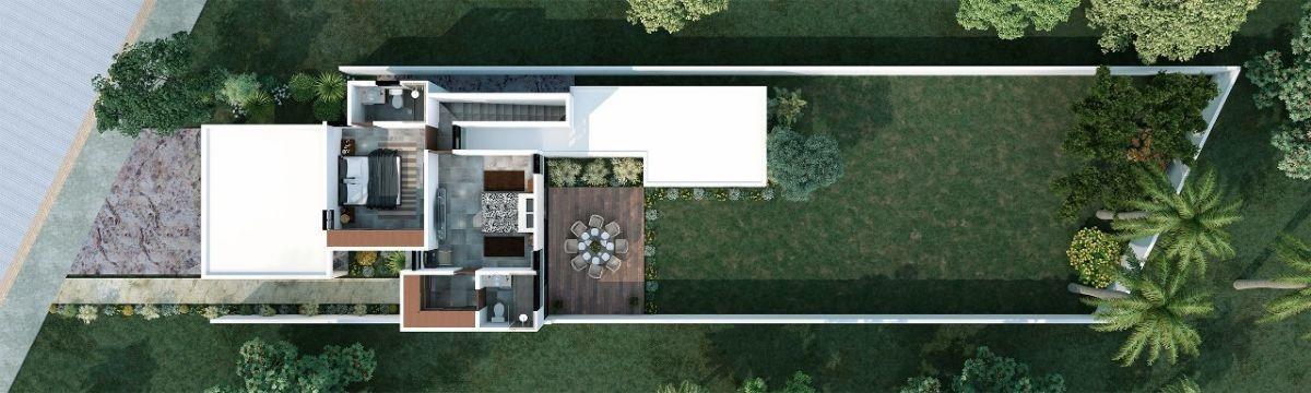 casas en venta en merida en privada aleza residencial mod 152 zona de conkal