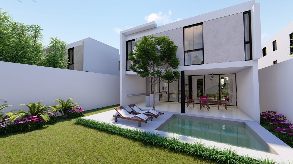 casas en venta en privada arbórea lote 120