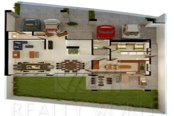 casas en venta en residencial cordillera, santa catarina