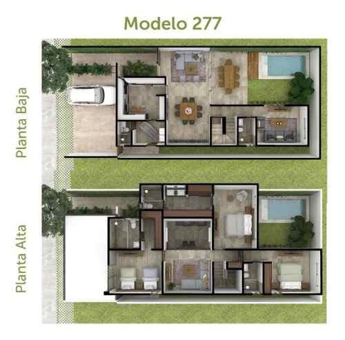 casas en venta en residencial el origen en xcanatún