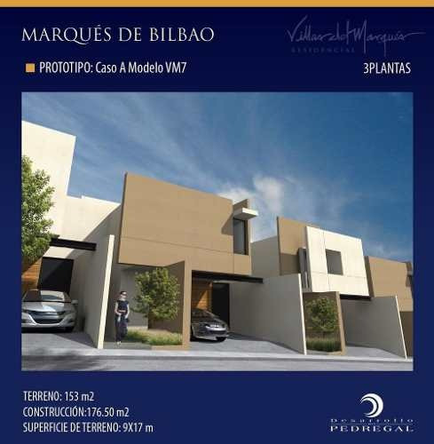casas en venta en villas del marques desde $3,379,000