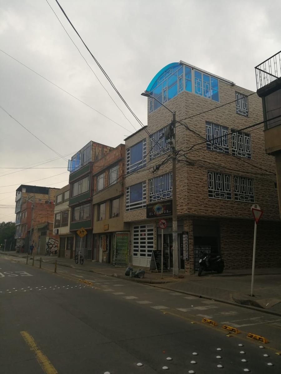 casas en venta nueva granada 3.70x9 m2 4 pisos
