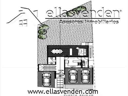 casas en venta, prados de la silla en monterrey pro4306