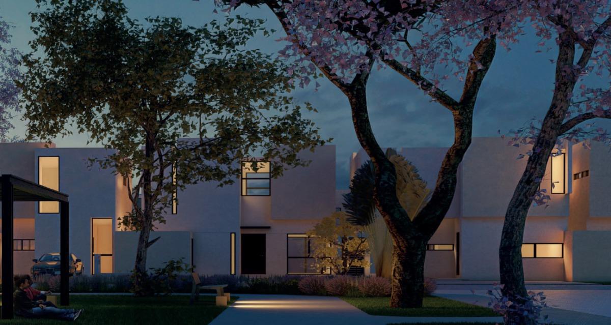 casas en zensia parque residencial modelo f preventa
