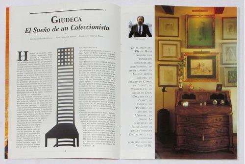 casas & gente especial de el coleccionista. año 1 vol. 1. no