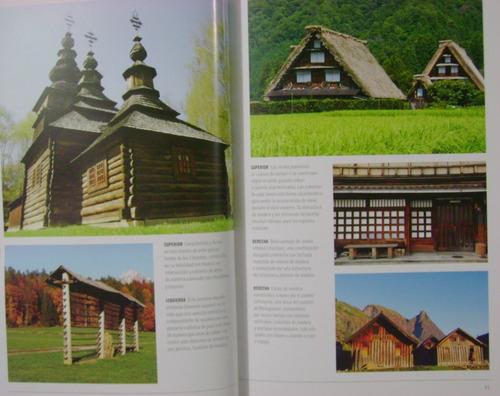 casas hechas a mano y otros edificios tradicionales / blume