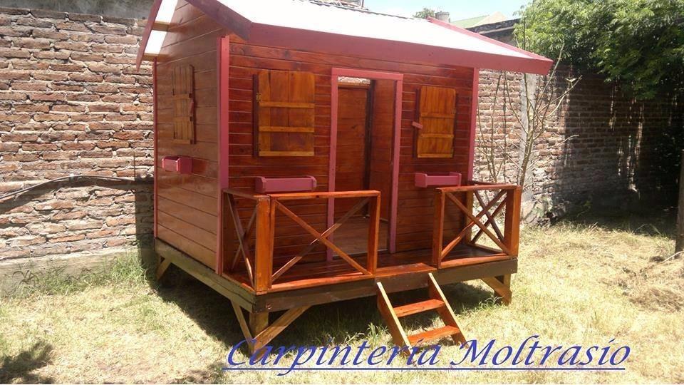 Casas Infantiles De Madera Para Jardines Calidad Premium 19600 - Casas-infantiles-para-jardin
