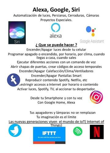 casas inteligentes & automatización internet of things  iot