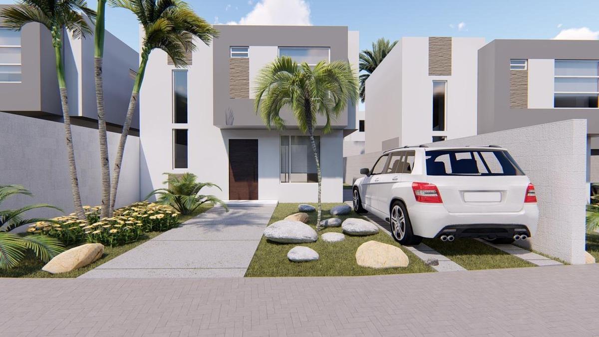 casas manta urbanización manta azul,