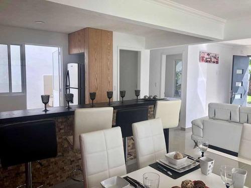 casas modernas en condominio de pocas casas en jiutepec mor