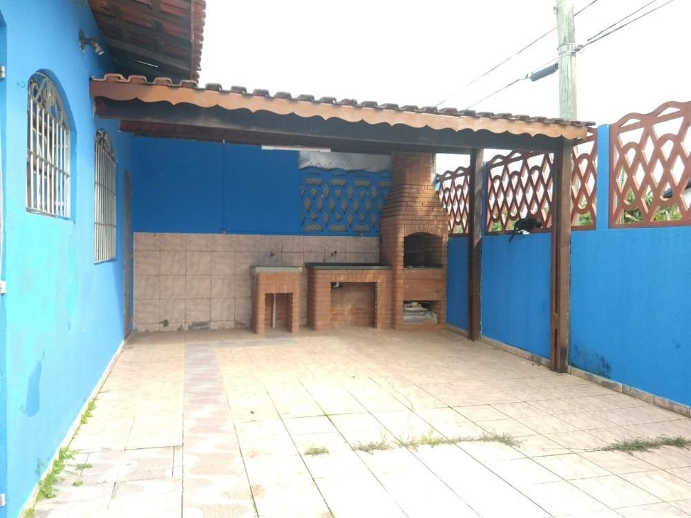 casas mongaguá ótima localização só r$ 170 mil ref 7842 c
