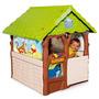 Casa De Jardin Winnie Pooh- Casita Juegos