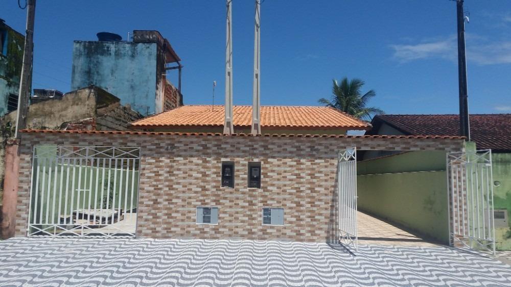 casas novas com 2 dormitórios em mongaguá, financie