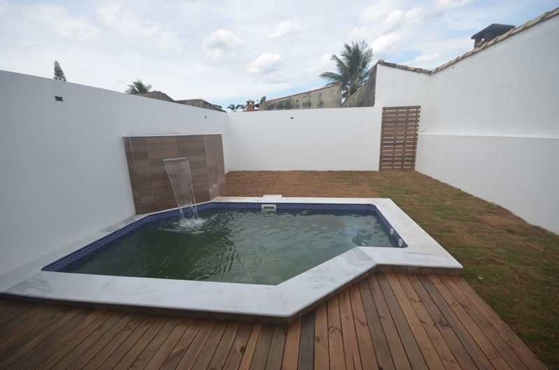 casas novas com piscina a 20m da praia em itanhaém - cod: 88 - v88