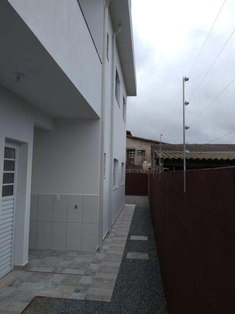 casas novas e lado praia com 2 dorms, itanhaém - cod: 216 - v216