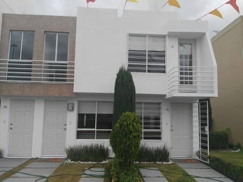 casas nuevas cerca de plaza comercial en tecamac