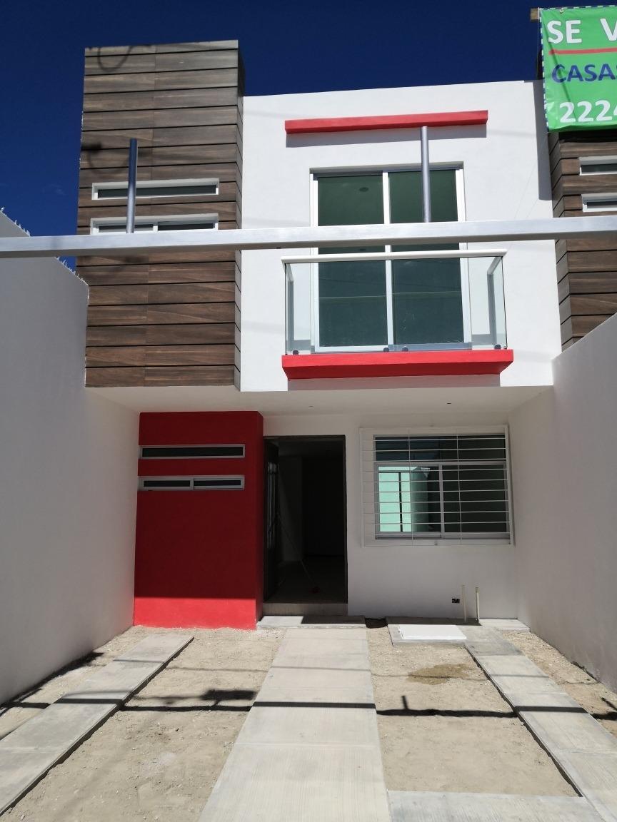 casas nuevas de 3 recámaras