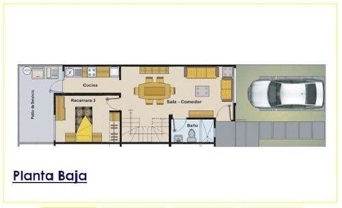 casas nuevas en venta en los heroes chalco