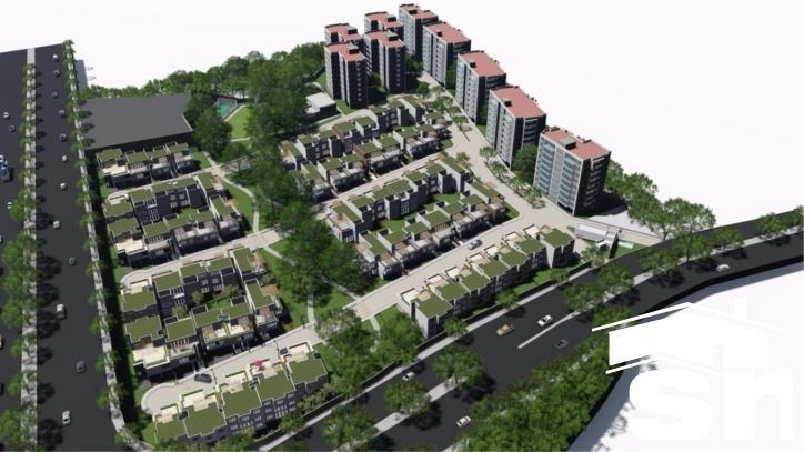 casas nuevas en venta en zavaleta sc-1677d