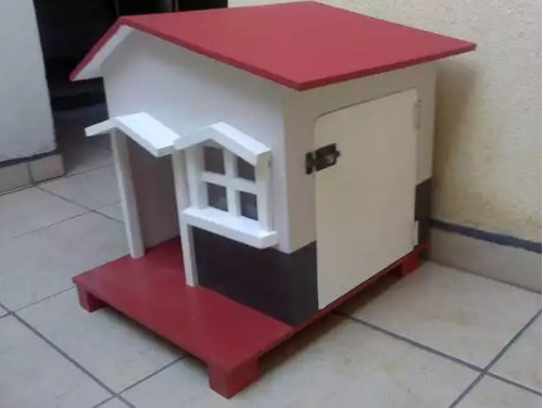 casas para mascotas / mobiliario minimalista / mwa