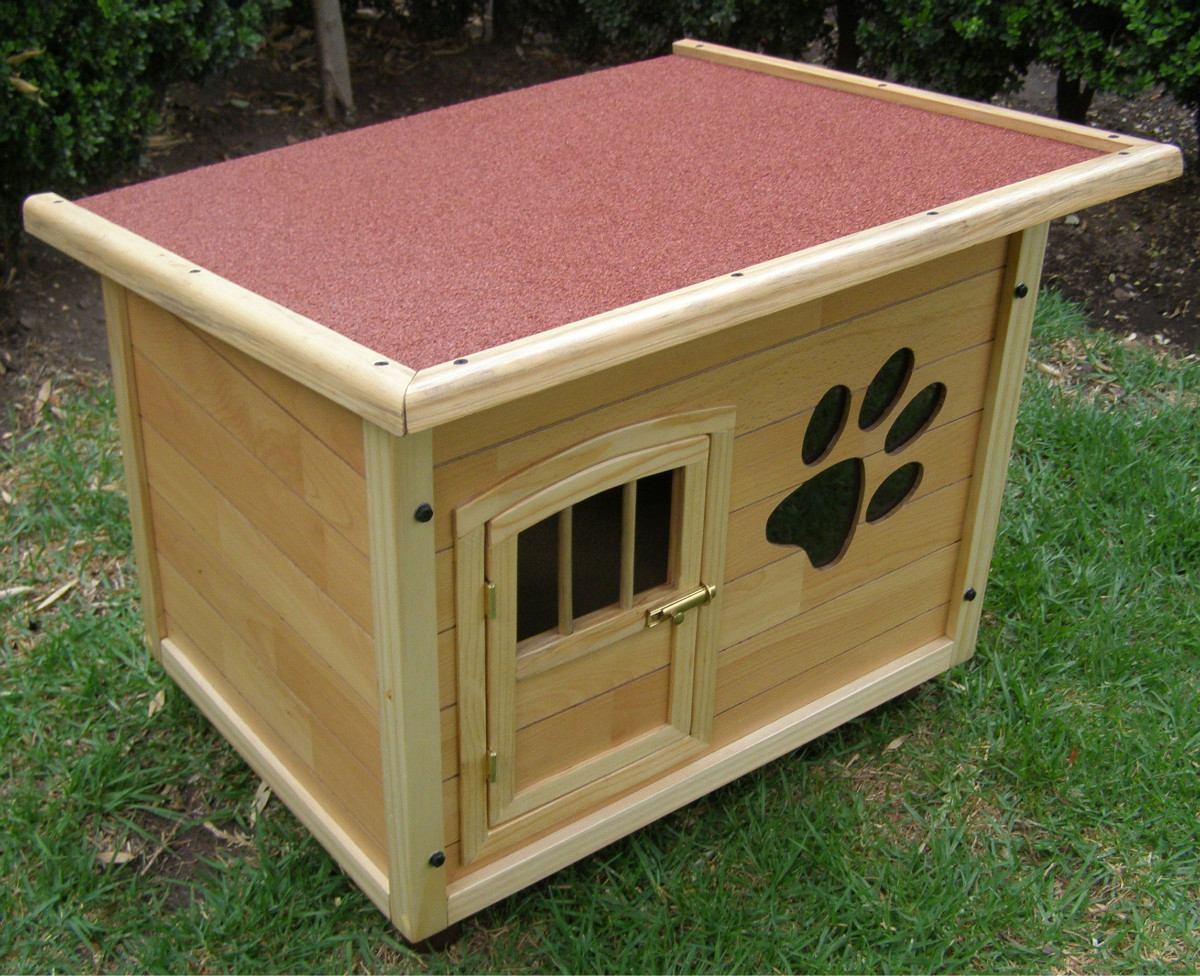 Casas para perro de excelente calidad 1 en for Construir casa de perro