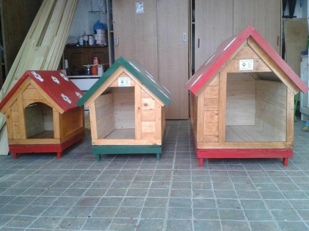 Casas para perros en mercado libre Casas para perros de madera