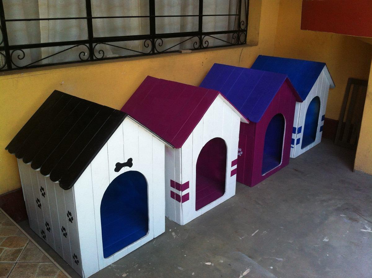 Casas Para Perros En Madera Totalmente Lavables. Exteriores - Bs ...