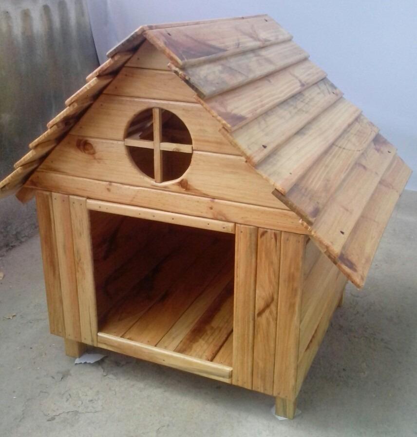 casas para perros en madera totalmente lavables