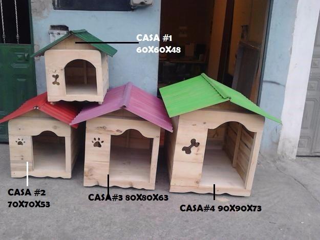 Casas para perros en quito u s 15 00 en mercado libre for Casas para perros