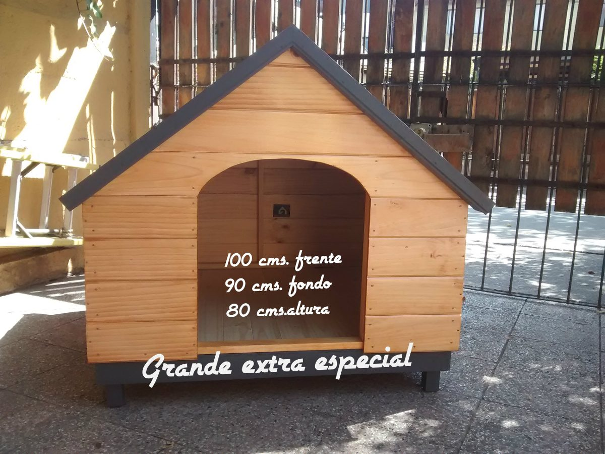 Casas para perros minicasitas en mercado libre for Casas para perros