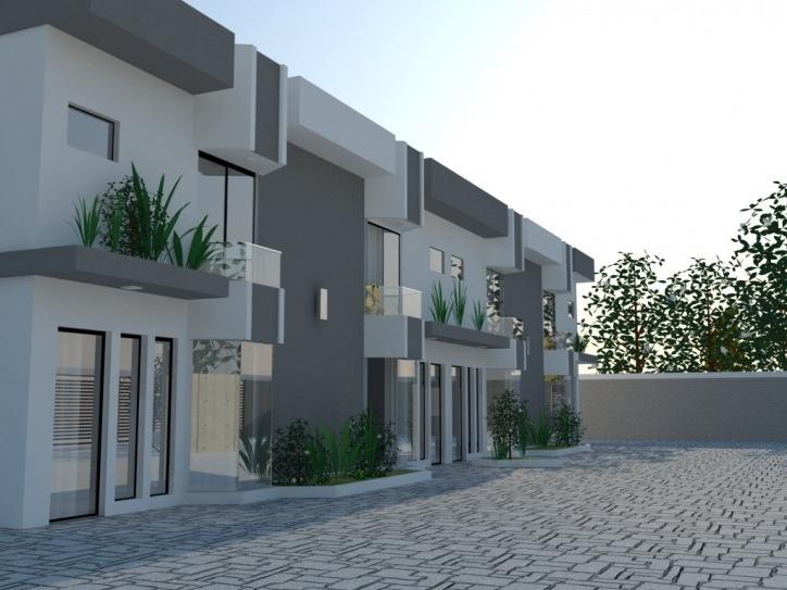 casas para venda  com 02 suítes com padrão luxo  - 1501