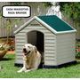 Casa Para Perro De Raza Grande - Importadas - Nuevas