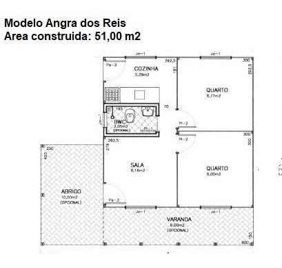 casas pré fabricadas / casas pré moldadas