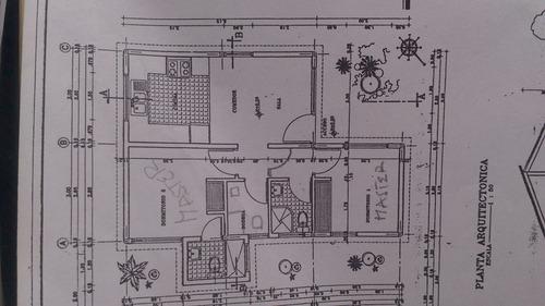 casas prearmadas area 52m2