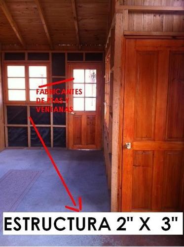 casas prefabricadas 30 m2 excelente calidad