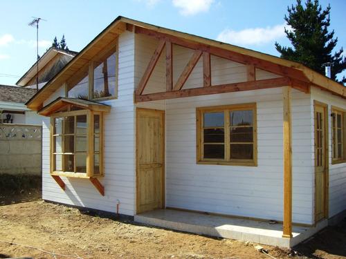 casas prefabricadas 42 m2  más de 20 años cumpliendo sueños