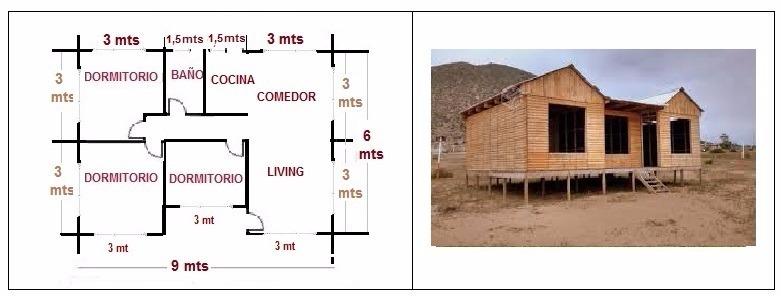 Casas Prefabricadas 54 M2 1 500 000 En Mercado Libre