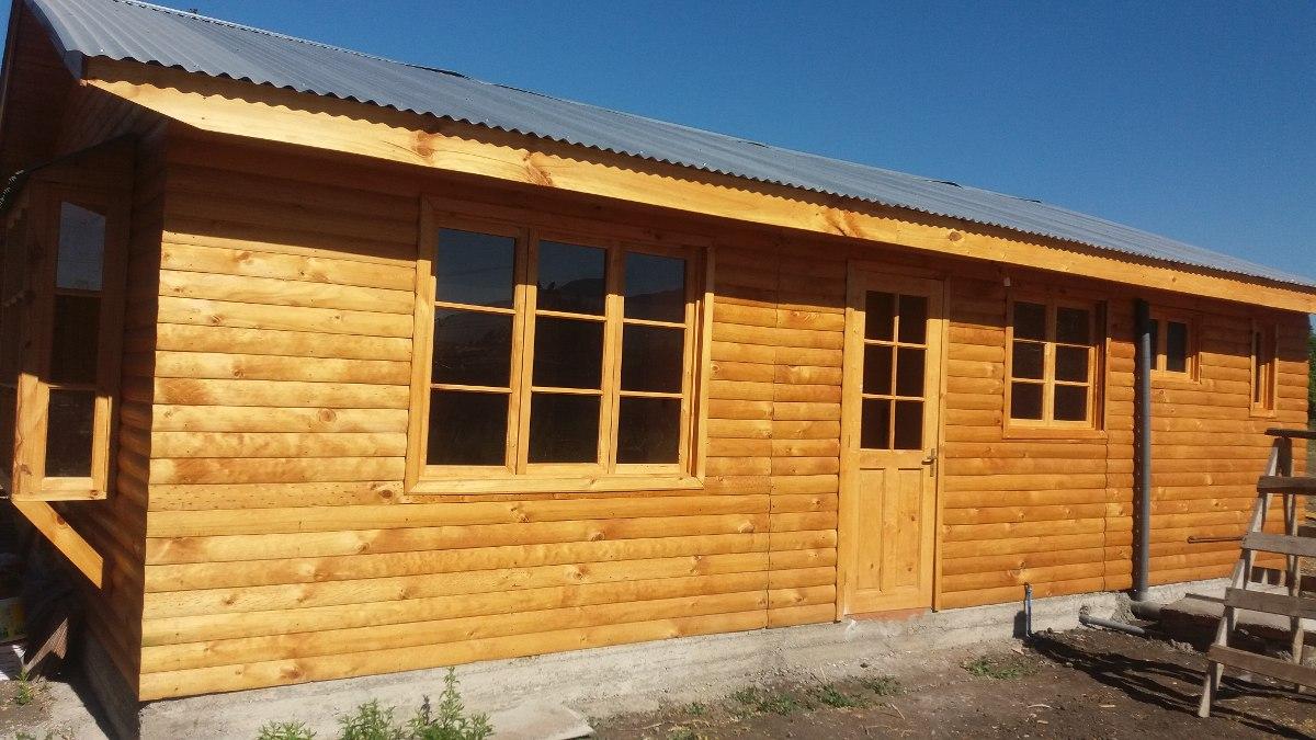 Casas prefabricadas 54 m2 media luna premium estructura - Precio estructura casa ...