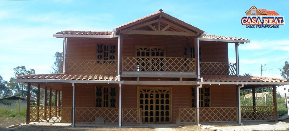 casas prefabricadas- casa real