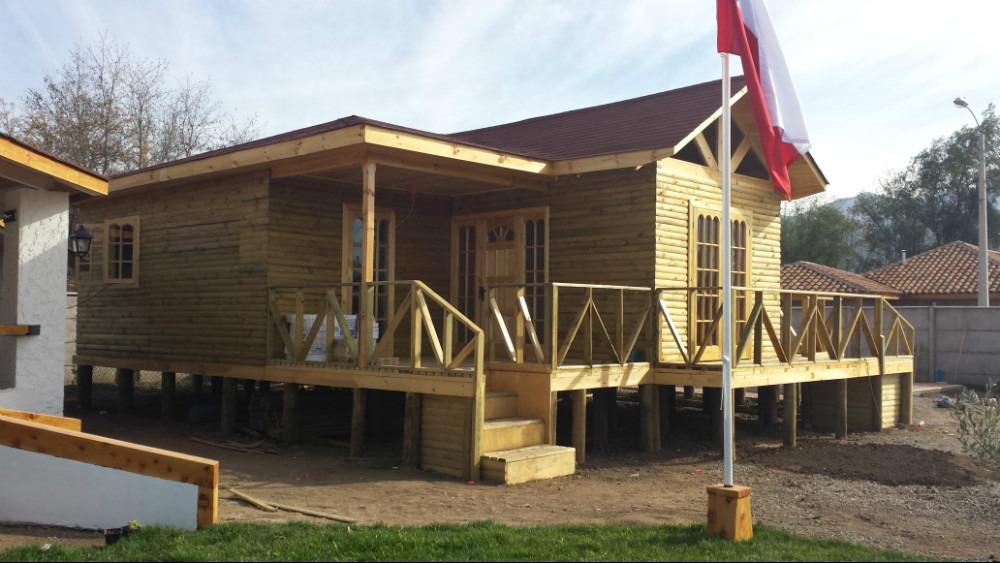 casas prefabricadas construidas en su terreno