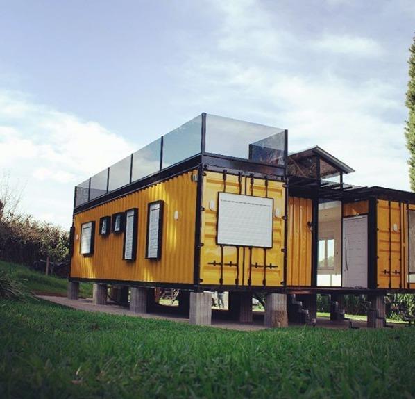 32c49605221d0 Casas Prefabricadas - Contenedores Marítimos World Container ...
